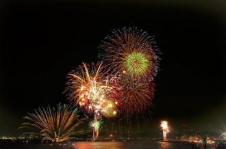 第32回関門海峡花火大会