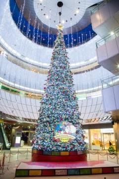 RIVERWALK KITAKYUSHU サンタも遊ぶクリスマス